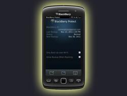 Mea Culpa. My faith restored in BlackBerry Protect