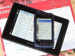 How to sync your Outlook contacts and calendars to the BlackBerry PlayBook