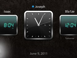 How to turn your BlackBerry PlayBook into a world clock