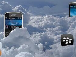 How can BlackBerry bridge the gap on cloud synchronization?