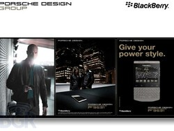 Porsche-designed BlackBerry P'9531 revealed