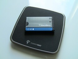 Review: Powermat Wireless Charging System for BlackBerry Curve 8500/9300 Series