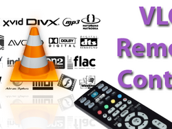 VLC Remote Control for BlackBerry