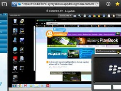 BlackPad: Why we want a virtual trackpad on the BlackBerry PlayBook