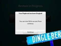 Rooting your BlackBerry PlayBook is easier than ever with DingleBerry 3.x