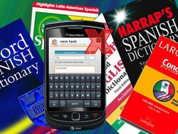 """More than one language on your BlackBerry?  Make that """"bug"""" go away"""