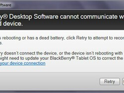 Factory reset for the BlackBerry PlayBook also fixes bricked devices