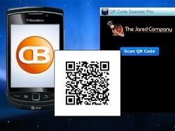 QR Code Scanner Pro for BlackBerry