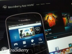 BlackBerry users can now benefit from App World carrier billing from over 50 international networks