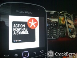 """The BlackBerry """"Action Starts Here"""" campaign rolls out in China"""