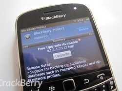 BlackBerry Protect updated, bringing some new features and fixes