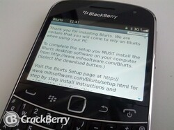 Want BBM on your PC? You can with Blurts for BlackBerry smartphones