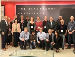 UK fans go hands on with BlackBerry 10 - The BlackBerry Elite Program gets an explosive start