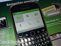 Evernote for BlackBerry smartphones updated with bug fixes