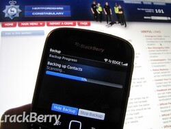 UK Police advise users to download theft prevention and tracking apps such as BlackBerry Protect