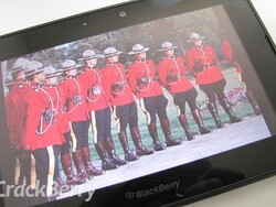 Canadian cops to get the Intergraph Mobile Responder application for BlackBerry PlayBook