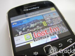 Wikitude gets updated to version 7.1.2 bringing support for the BlackBerry Curve 9320 and 9310