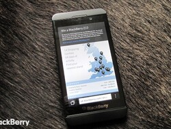 BlackBerry UK take the Z10 on tour