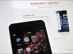 The BlackBerry Z10 is coming to Vodafone India real soon - Register your interest online