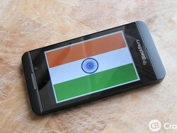 The BlackBerry Z10 gets priced in India. Is it too expensive?