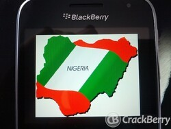 Business is booming for RIM in Nigeria and it continues to grow rapidly - a true BlackBerry nation!