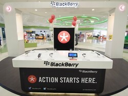 BlackBerry Experience Pods start to roll out in the Philippines