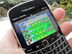 Plants vz. Zombies now available to download for BlackBerry smartphones