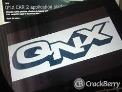 More good news for RIM as QNX is awarded as CES Innovations 2013 Design and Engineering Honoree