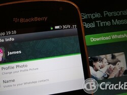 Whatsapp confirms they will not be supporting BlackBerry 10