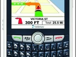 TeleNav GPS Navigator: The Best Navigation System for your BlackBerry
