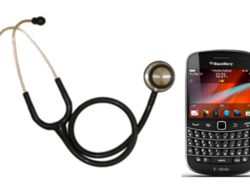 Yoritex has produced Medical Network HUB for BlackBerry smartphones