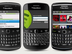 Spotify for BlackBerry now in Beta