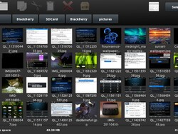 Organize your files with File Browser for the BlackBerry PlayBook