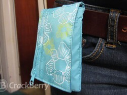 Carry your BlackBerry and accessories in style with the Golla Bay Pouch