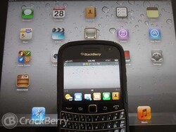 Bring the look and feel of iOS to your BlackBerry with B7i by HedoneDesign