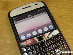 Illum by Pootermobile is a refreshing new theme for your BlackBerry display