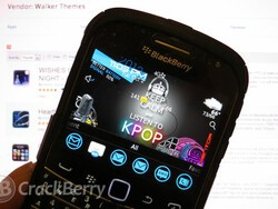 Immerse yourself in Korean popular culture with KPOP by Walker Themes