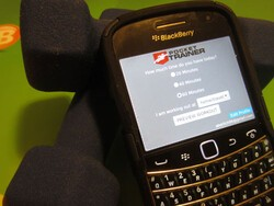 Quick Review: Pocket Trainer for BlackBerry smartphones