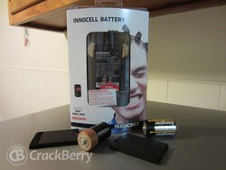 Are you a BlackBerry Power User? Try the Seidio Innocell 3000mAH Super Extended Life Battery for the Bold 9900/30