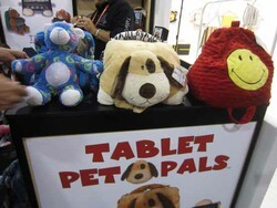 Introducing Tablet Teddy Bears, Bean Bags, and Pet Pals by Dean Designs