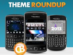 BlackBerry theme roundup - January 1, 2013