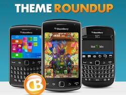 BlackBerry theme roundup - January 16, 2013