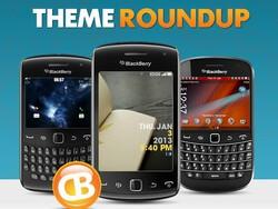 BlackBerry theme roundup - January 22, 2013