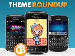 BlackBerry theme roundup - February 26, 2013