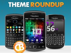 BlackBerry theme roundup - March 5, 2013