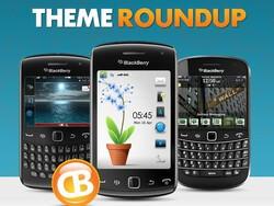 BlackBerry theme roundup September 11, 2012