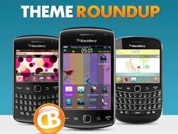 BlackBerry theme roundup - September 19, 2012