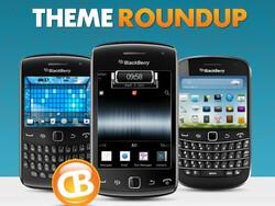 BlackBerry theme roundup - October 9, 2012