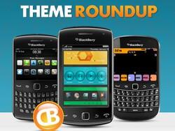 BlackBerry theme roundup - October 23, 2012