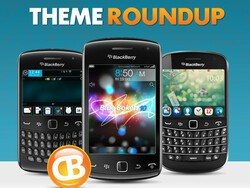 BlackBerry theme roundup October 30, 2012